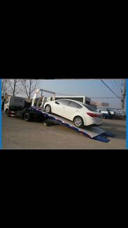 Tow truck tilt tray Towing 24/7 Services
