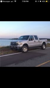 Loaded Ford F-350 Lariat Diesel