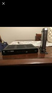 Rogers receiver and modem