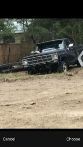 Trade project truck for project car