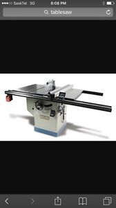 Wanted professional grade table saw
