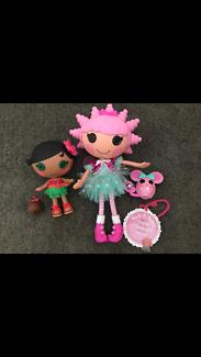 La la loopsy 2 dolls set