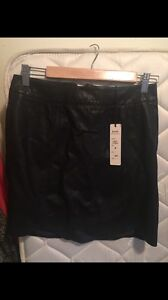 Leather look skirt Mooloolaba Maroochydore Area Preview