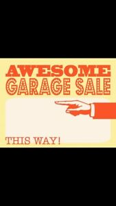 Garage Sale (Brampton - Sandalwood and Chinguacousy)