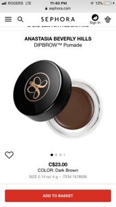 Anastasia Beverly Hills Dip Brow In Any Colour Makeup