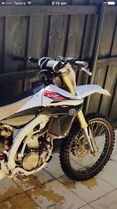 Yamaha Motorcross YZ 450F SE Ellenbrook Swan Area Preview