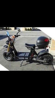 2016 Daymak Beast Ultimate - Barely Used Electric Bike Scooter (Street Legal)