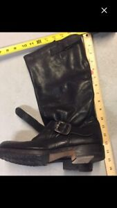 Frye original women's boots size 9 worn once