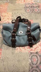Authentic Coach leather Handbag $50 obo