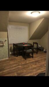 Upper unit for rent in Tecumseh