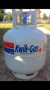 Hi there we r selling kwik-gas swap with full gas use with stove Blacktown Blacktown Area Preview