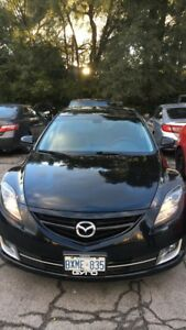 Clean and Luxury fully loaded Mazda 6 GT + TECH Package