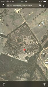 40 acres of land St Arnaud East Northern Grampians Preview