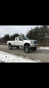 Lifted f250 REDUCED