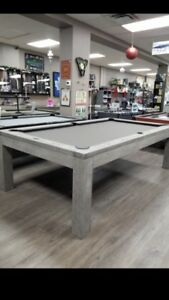Poo Tables, Pool Cues & Shuffleboards for Sale!
