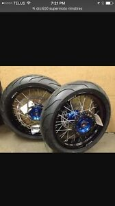Looking for DRZ400 SM rims