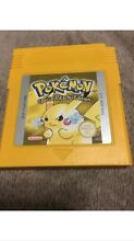 Pokemon Yellow Version Special Pilachu Edition Like New Rosewood Ipswich City Preview