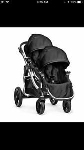Doublet City Select Stroller (any color is fine)