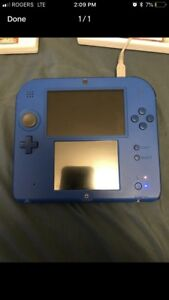 Nintendo 2ds & Pokemon games