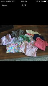 3-6month clothing lot