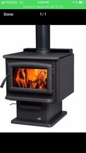 Pacific energy summit woodstove new in crate