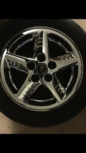 Nice wheels for sale.    Set of 4.    200.00 London Ontario image 2