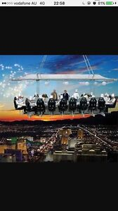 2 x tickets for lunch in the sky *18th March* 130pm Maylands Bayswater Area Preview