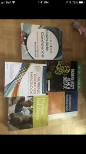 Practical Nursing Textbooks