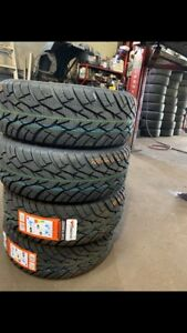 WINTER TIRES PNEUS Powertrac 205 55 16