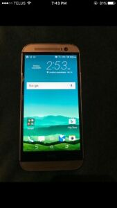 HTC One M8 Gunmetal Grey
