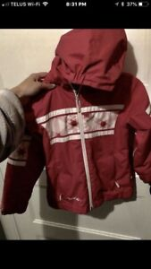 Excellent condition size 5 fall coat