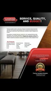 Flooring liquidators-laminate vinyl tile hardwood stairs