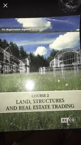 Orea course 2( land and structures ans real estate)