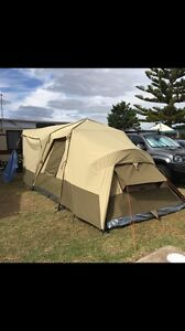 Black Wolf Turbo 240 plus tent Glenelg Holdfast Bay Preview