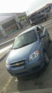 2007 chevy aveo fwd manual