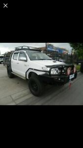 Wanted: Chasing black hilux rims any condition
