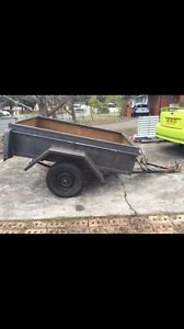 6x4 box trailer St Marys Penrith Area Preview