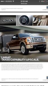 Ford F-150 Lariot Ecoboost Extended Cab