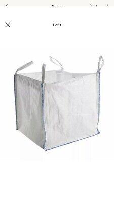 3 XPack Mini FIBC Bag half Ton Tonne Sack 50 X 50 X 50cm