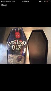 COLLECTABLE: living dead dolls sold in USA $188 Endeavour Hills Casey Area Preview