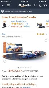 Anki Overdrive raceset - extra cars & track and bonus jump kit!!