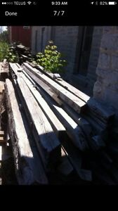 Old Barn Boards, Beams & Dimensional Lumber