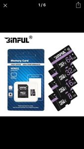 Sd memory cards with adapter 32 GB
