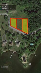 New Executive Lots Water Views South Lancaster