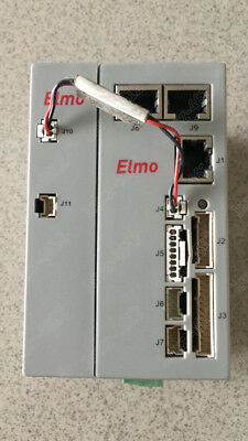 1pc Used Elmo Driver Bas-6 230-4 Tt2