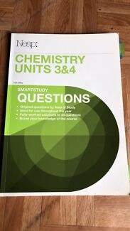 Neap Chemistry 3/4 Questions