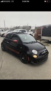 2012 Fiat True Abarth