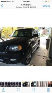 2004 Ford Expedition must sell leather lift rims swap trade