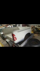 Hilux sr 2012 tub Osborne Port Adelaide Area Preview