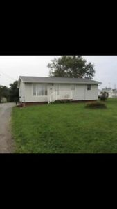 House for rent glace bay